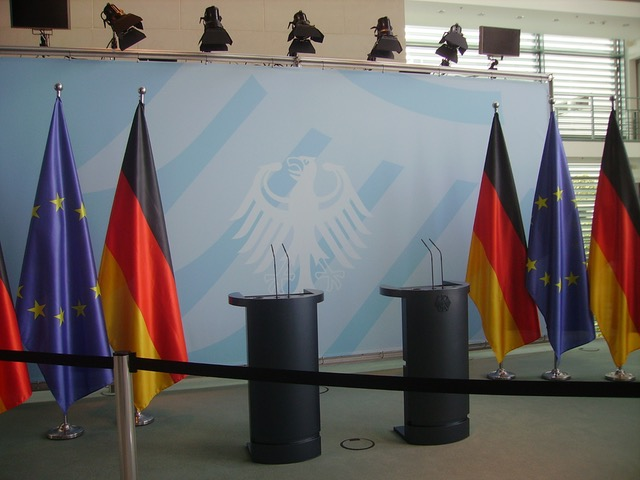 European Chancellery, Berlin